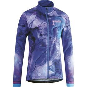 Gonso Muzzella Full-Zip LS Jersey Women, royal blue